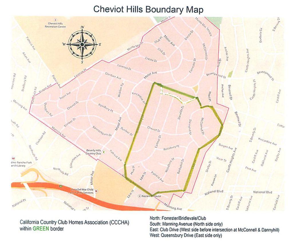 CCCHA Boundary Map 0317
