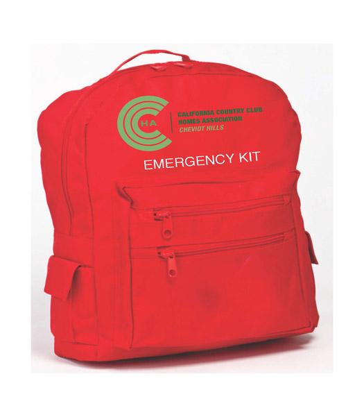 CCCHA EMERGENCY KIT
